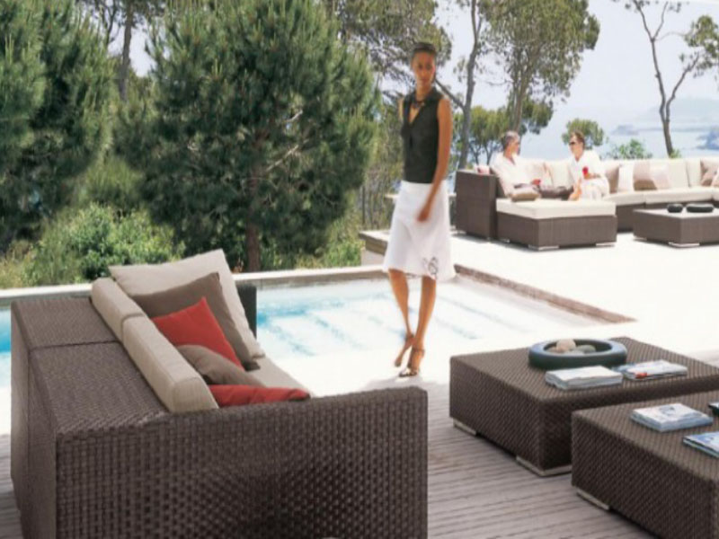 Dise o chill out comprar en bali for Muebles chill out exterior
