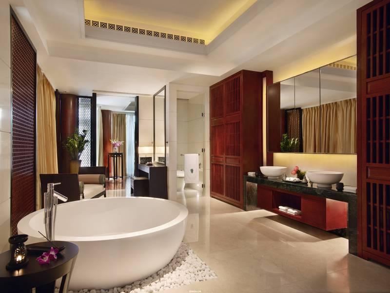 Decoracion Baño Tropical:decoracion-baño-hotel-2jpg